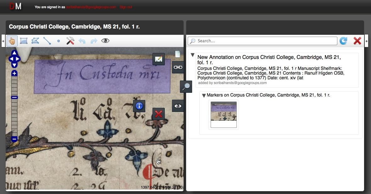 Image Annotation Tools - ResearchSpace - Ontotext Wiki